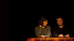 Théâtre documentaire «Nourrir l'humanité, c'est un métier»