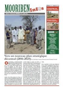 Niger: nouveau numéro de Mooriben Infos
