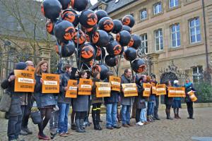 Divestment day au Luxembourg: cessons d'investir dans les énergies fossiles!