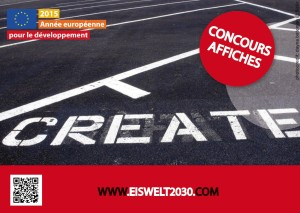 Concours affiches « Eis Welt 2030 »