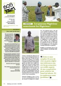 La FUCOPRI : Pour que le riz local nourrisse les Nigériens