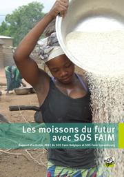 Les moissons du futur avec SOS Faim