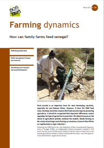 How can family farms feed senegal?