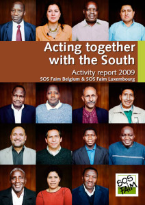 Acting together with the South