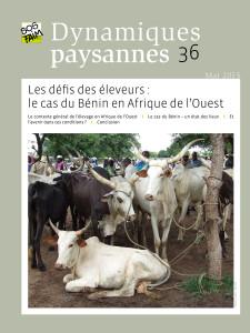 Les défis des éleveurs : le cas du Bénin en Afrique de l'Ouest