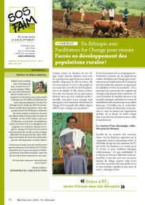 Éthiopie: témoignage d'une membre de Facilitators for Change