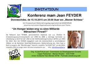 Konferenz mam Jean Feyder