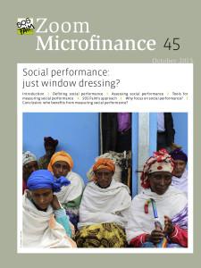 Social performance: just window dressing?