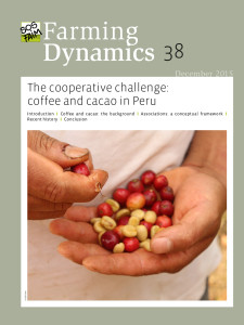 The cooperative challenge:  coffee and cacao in Peru