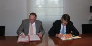Convention entre la Coopération luxembourgeoise et SOS Faim