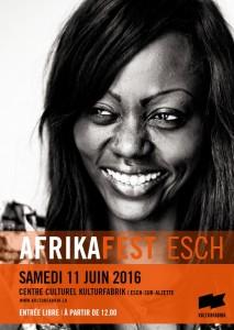 AfrikaFest Esch 2016