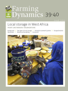 Local storage in West Africa : front line farmers' organizations