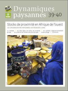 Stocks de proximité en Afrique de l'Ouest : les organisations paysannes en première ligne