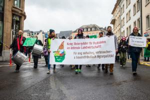 Discours de Jean Feyder à l'occasion de la marche pour une agriculture durable organisée par Meng Landwirtschaft