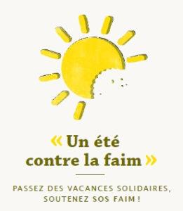 SOS Faim vous souhaite un bel été… sous le signe de la solidarité !