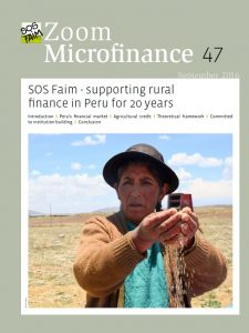 SOS Faim – supporting rural finance in Peru for 20 years