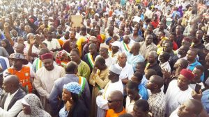 La société civile nigérienne se mobilise