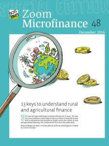 13 keys to understand rural and agricultural finance