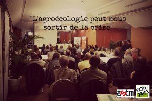 """""""Faire mieux avec moins"""": retour sur la table ronde agroécologie de novembre 2016"""