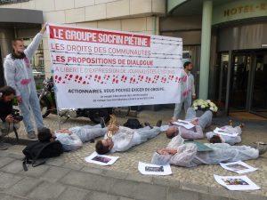 Fin de la tranquillité de la SOCFIN au Luxembourg…