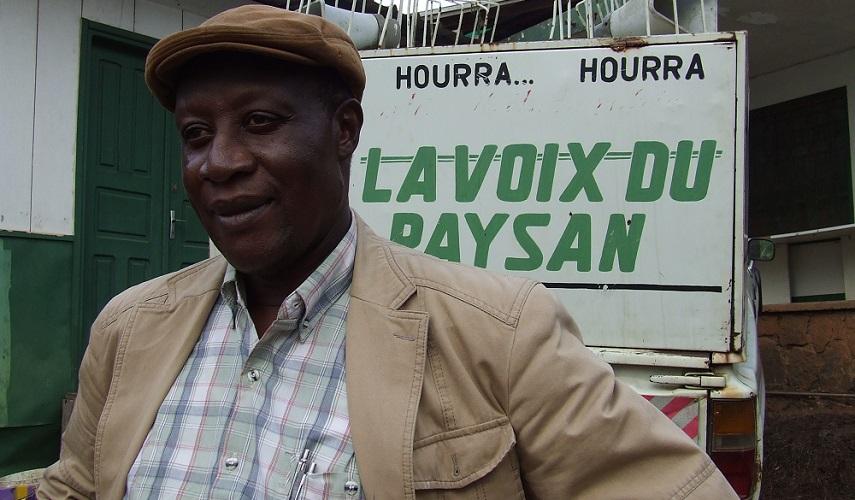 Au Cameroun, « La voix du paysan » au service des agriculteurs (version longue)