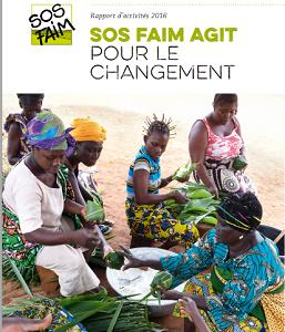 SOS Faim agit pour le changement