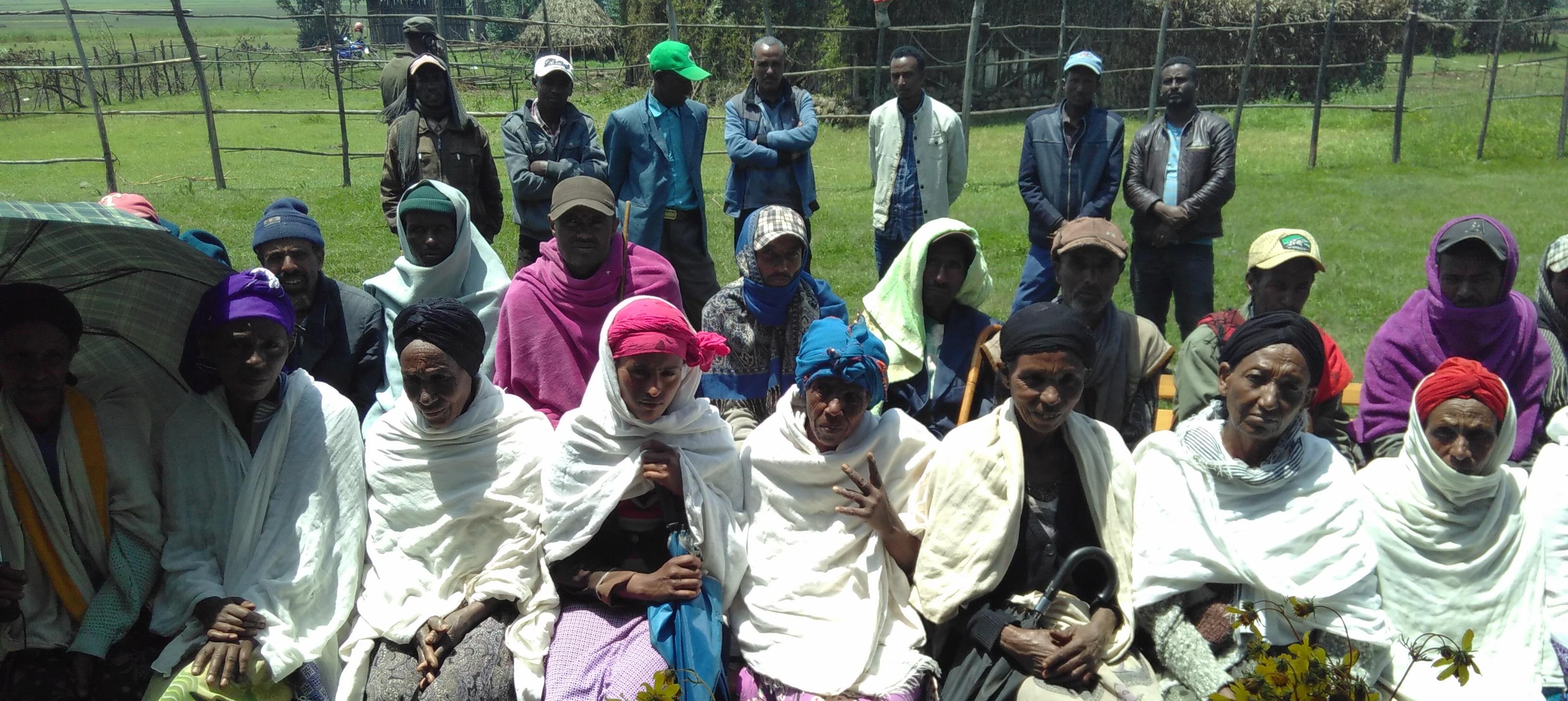 HUNDEE – Oromo Grassroots Development Initiative (ONG)
