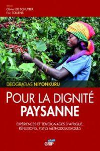 «Pour la dignité paysanne», Deogratias Niyonkuru donne la parole aux paysans d'Afrique!
