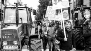 PÉTITION: UE, protégez nos paysans et nos systèmes alimentaires!
