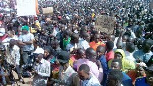 Niger: plus de cinq mois de détention provisoire pour 3 défenseurs des droits !