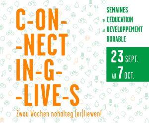Connecting Lives – 2 Wochen nohalteg (er)liewen!