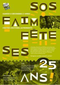 8/12 : Soirée festive africaine