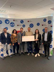 ALD Automotive Luxembourg fait un don de 8065,77 € à SOS Faim