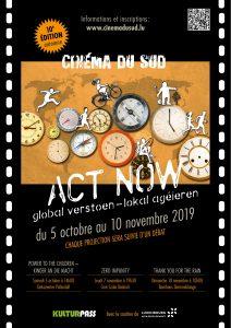 Cinéma du Sud – édition automne 2019