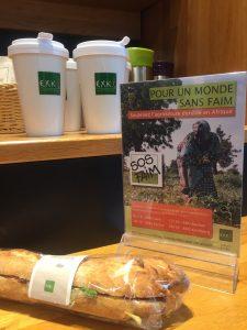 En octobre, des Déjeuners Solidaires au sein des restaurants EXKi, en faveur de SOS Faim Luxembourg