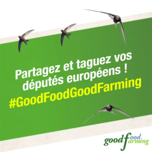 [En campagne] Raise your voice ! Encourager l'installation de nouveaux paysans.