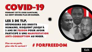 Au Niger, la société civile reste mobilisée pour la défense des droits humains.
