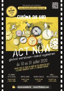 [Agenda] Le Cinéma du Sud sera de retour en ce mois de juillet avec une édition spéciale en ligne !