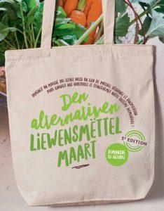 [Save the date] Dimanche 18 octobre : 5ème édition du marché alimentaire alternatif !