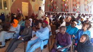 Niger – L'agriculture en débat