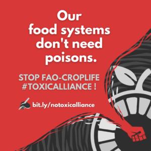 Inquiétudes face à une emprise grandissante des entreprises transnationales sur les organisations des N-U consacrées à l'alimentation.
