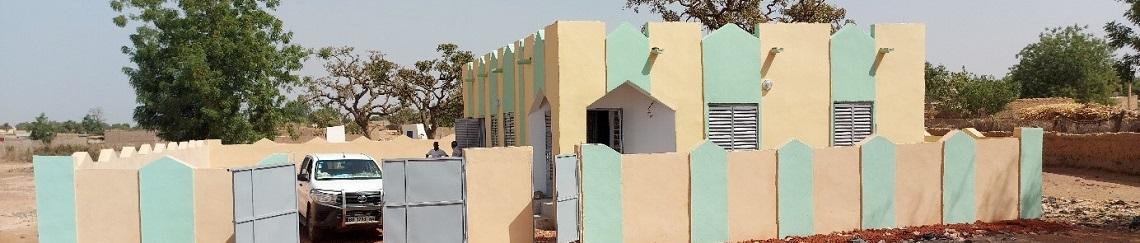 CVECA-ON  – Réseau des Caisses Villageoises d'Épargne et de Crédit Autogérées de l'Office du Niger